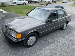 1984 190E 2.3 - ONLY 78,000kms - Clean Car