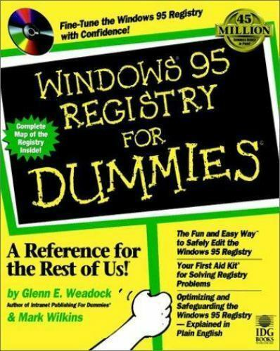 Windows? 95 Registry for Dummies?