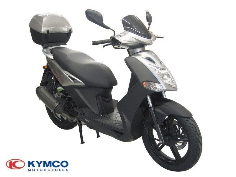 Kymco, Agility City 200i, ccm 200