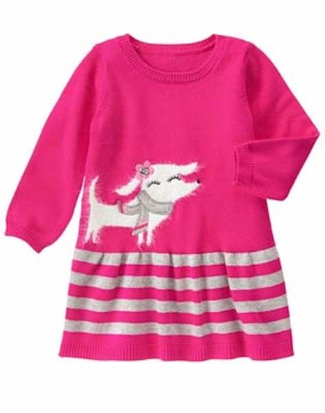 413d2c8dc484f Jurken Gymboree Girls Red Snowflake Dress 18 24 2T 3T 4T 5T NWT $36.95  Kleding en accessoires