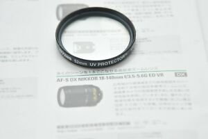 Tiffen-52mm-UV-Glass-Filter-Nikon-50mm-1-4D-1-8-105mm-2-8