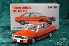 [TOMICA LIMITED VINTAGE LV-N103a 1/64] MITSUBISHI GALANT Σ SIGMA 2000 GSR (Red)