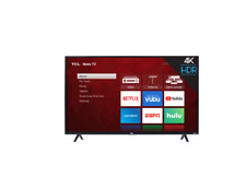 "TCL 43"" Class 4K (2160P) Smart TV (43S421-CA)"