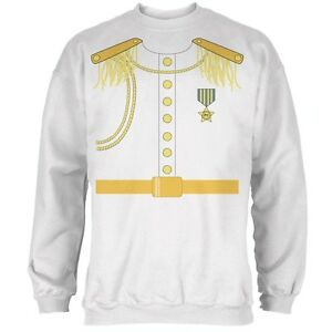 Prince Charming Costume White Adult T-Shirt