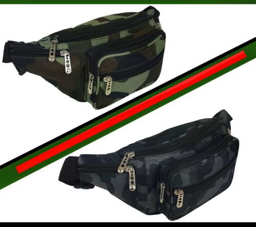 Gürteltasche Bauchtasche Sport Reise Outdoor Nato Army Camouflage Muster *8490*