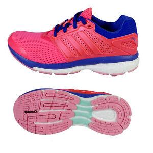 Details zu ADIDAS SUPERNOVA GLIDE BOOST 7 W 2015 Damen Laufschuhe Fitness Sneaker B33608