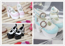 Sweetie Lace Shoes for BJD Doll 1/4 MSD,1/3 SD10,SD13  Doll Shoes SW50