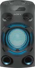 Artikelbild Sony MHC-V02 Schwarz  Mobiles Soundsystem, Bluetooth (A)