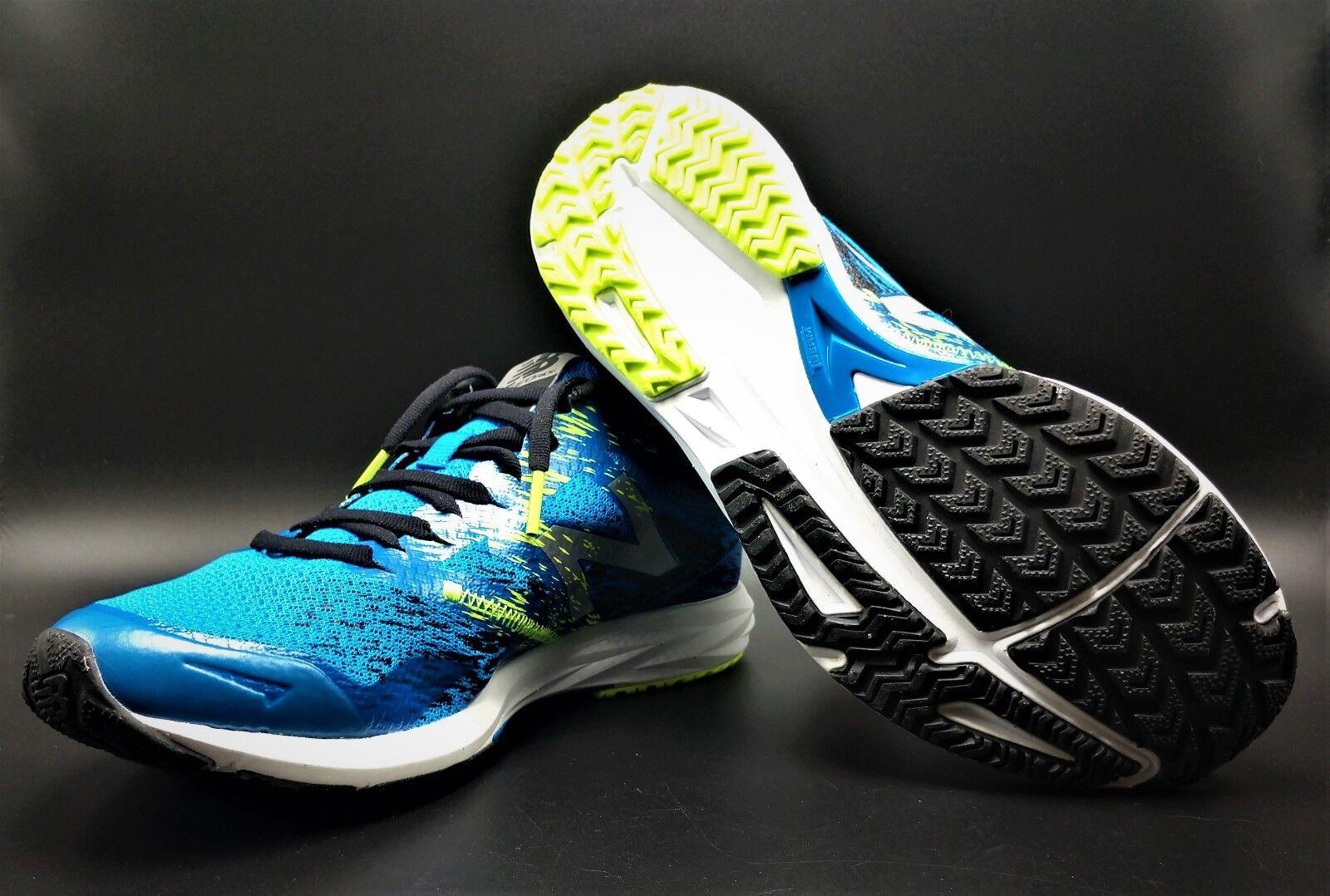 New Balance Men's Strobe -Speed Ride Blue US Size 9