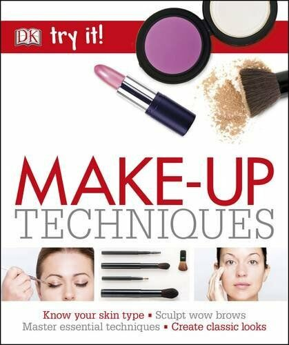 1 of 1 - Try It! Make-Up Techniques