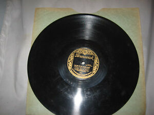 78 Rpm Vincent Lopez And Orchestra My Angel Blue Bird Why