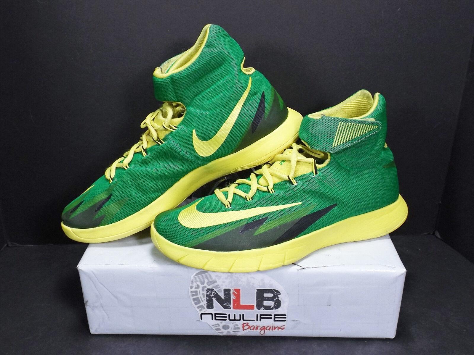 Nike Zoom hyperrev 630913-300 Verde / comodo amarillo hombres es comodo / precio de temporada corta, beneficios de descuentos 5f1fdb