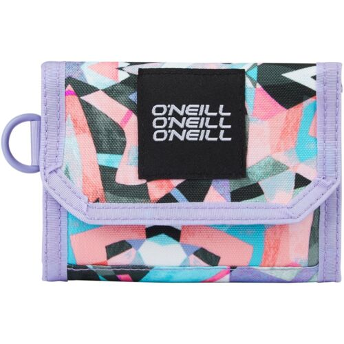 O/'NEILL WOMENS WALLET.NEW LILAC  POCKETBOOK TRIFOLD MONEY NOTE CARD PURSE 9S 200