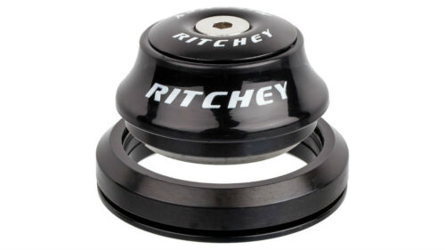 Ritchey Comp Tapered Headset - Drop-In / Integrated - 1-1/8-1-1/2, IS42 / IS52