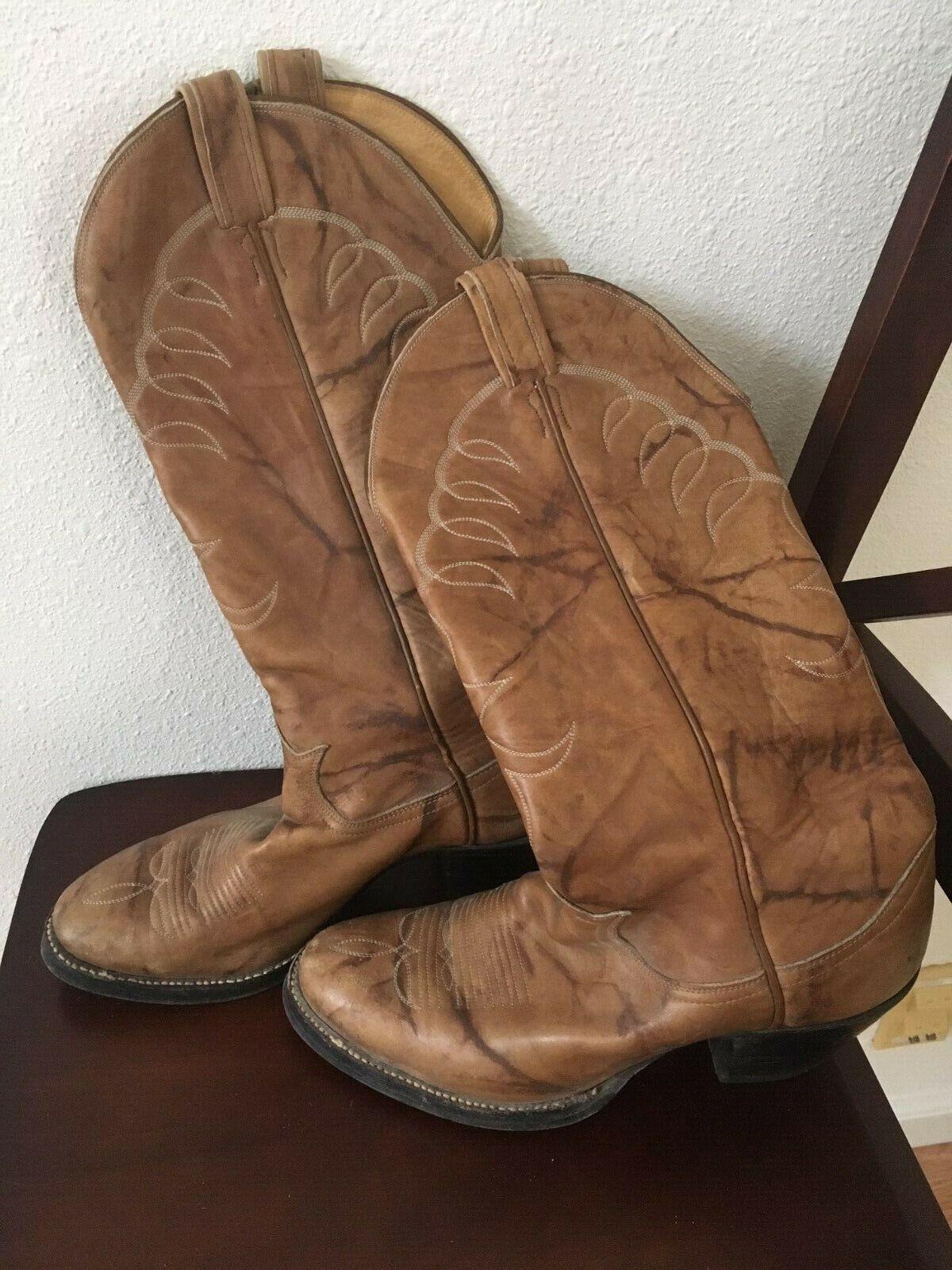 Tony Lama mens cowboy boots