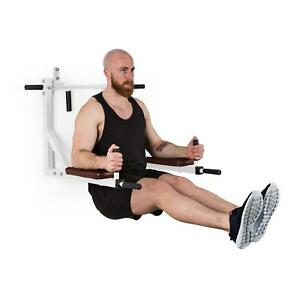 Barre-de-Traction-Dips-Station-Multifonction-Fitness-Musculation-Fixation-200kg