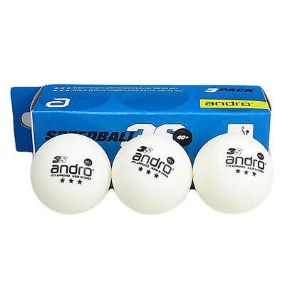 andro Speedball 3S White * Pack 9U 40/