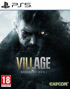 Resident Evil Village: Limited Ed Lenticular Sleeve (PS5) Brand New & Sealed
