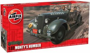 AIRFIX WW2 Monty's Humber 1:32 A05360 New model kit