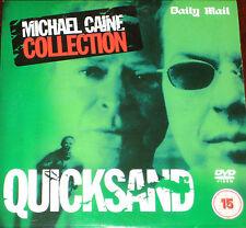 Quicksand (DVD), Michael Caine, Judith Godreche, Michael Keaton