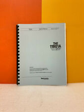 Tektronix 070 8024 00 The 11801a Digital Sampling Oscilloscope Service Reference