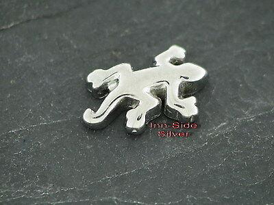 Piercing Barbell Motiv Gecko Salamander Zungenpiercing Zungenstecker Zunge Ohr