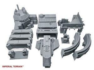 Star-Wars-legion-40k-Infinity-Compatible-Terrain-Modular-Landing-bay