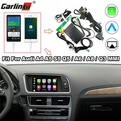 Carlinkit For Audi A4 A5 Q3 Q5 S5 Wired IOS CarPlay ...