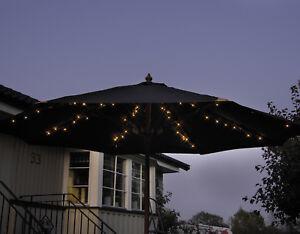 72-LED-Solar-Sonnenschirm-Schirmkette-Lichterkette-Sonnenschirmbeleuchtung