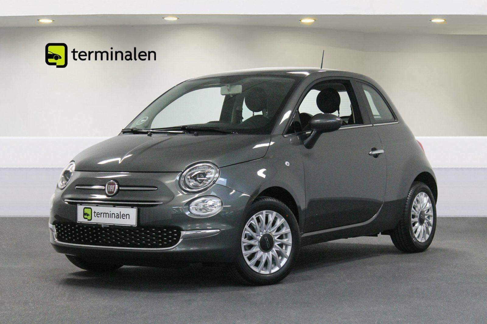 Fiat 500 1,2 Prince 3d - 133.700 kr.