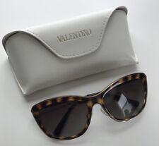 6b8e873edb9319 Authentic Valentino Sunglasses V108s Tortoise And Gold, with original case
