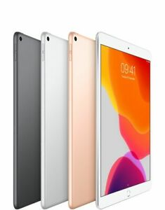 "Apple iPad Air 3rd Generation 2019 10.5"" 64GB/256GB Gold/Silver/Space Grey   UK"