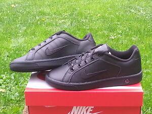 2 Ovp Plus Tradition Neu 407927 Court Nike 018 Gs Schwarz Sneaker PqEaa6