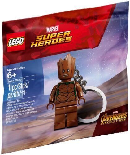 LEGO® 5005244 MARVEL SUPER HEROES POLYBAG Teen Groot™ Schlüsselanhänger