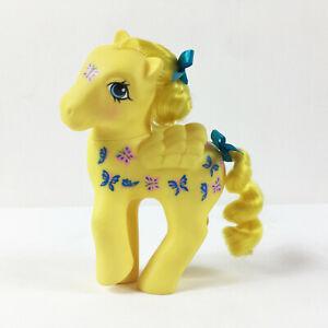 Vintage G1 My Little Pony Twice As Fancy Dancing Butterflies