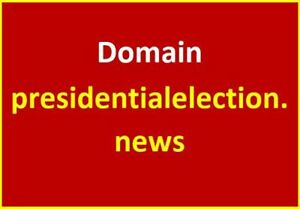 ✅   Top Domain: Presidentialelection.News     ✅
