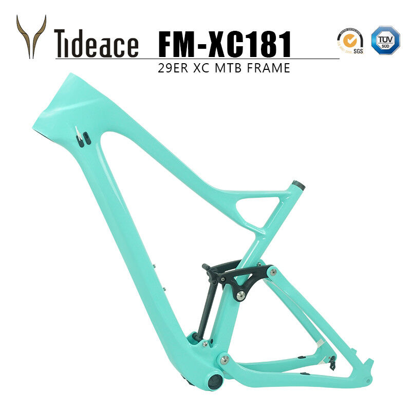 CYCLING Carbon Fiber FULL sospensione Mountain Bicycle Frame 2927.5er XC MTB OEM