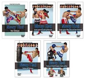 Muay Thai The Complete Series 5 dvd set SAIYOK KEM fairtex sandee - Manchester, United Kingdom - Muay Thai The Complete Series 5 dvd set SAIYOK KEM fairtex sandee - Manchester, United Kingdom