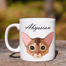 Tazza ABISSINO ABYSSIAN GATTO CAT