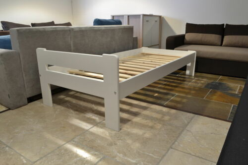 strong Thick The best on Deluxe solid white single 3FT bed Paris!