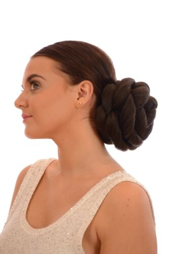 Rose cheveux chignonclip in up dofleur effet mariage styletons naturels
