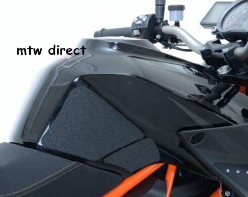 2018 R/&G 4 PIECE BLACK TANK TRACTION GRIPS  KTM 1290 Super Duke R