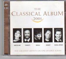 (ES588) The Classical Album 2001 - double CD