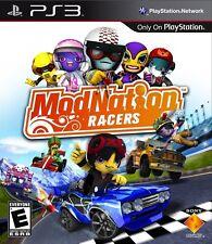 ModNation Racers - Playstation 3 Game