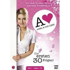 ANNA UND DIE LIEBE BOX 1 (FOLGE 1-30) 4 DVD BOX NEU
