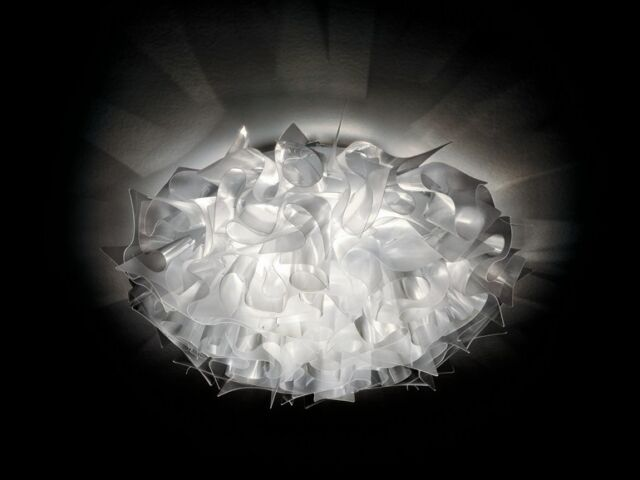 Plafoniera Da Esterno Prisma : La murrina illuminazione plafoniera prisma r blu