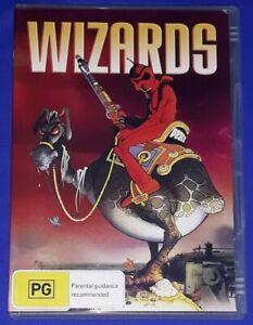 Wizards-Dvd-Wizards-Movie-DVD-REGION-4