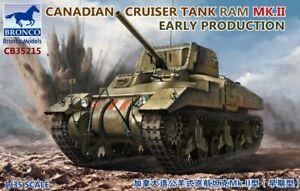 BRONCO-CB35215-1-35-Canadian-Cruiser-Tank-RAM-MK-II-Early-Production