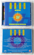THE 80´S COLLECTION 1986 - Europe, Samantha Fox, Bangles,... Time Life DO-CD TOP