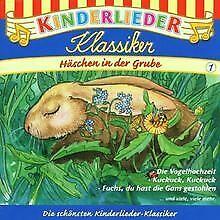 Kinderlieder-Klassiker-Vol-1-von-Various-CD-Zustand-gut